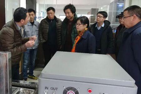 -人造板VOC快速释放检测技术的引进-项目通过现场查定气动元件